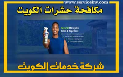 مكافحة حشرات المنزل بالكويت